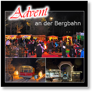 Bergbahn Advent