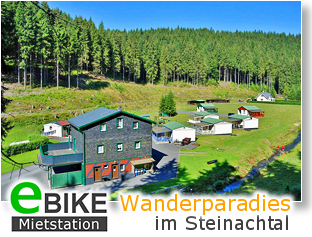 Mietstation Wanderparadies